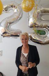 Zahnarzt Rheinbach Jubiläum 25 Jahre Zahnarzthelferin