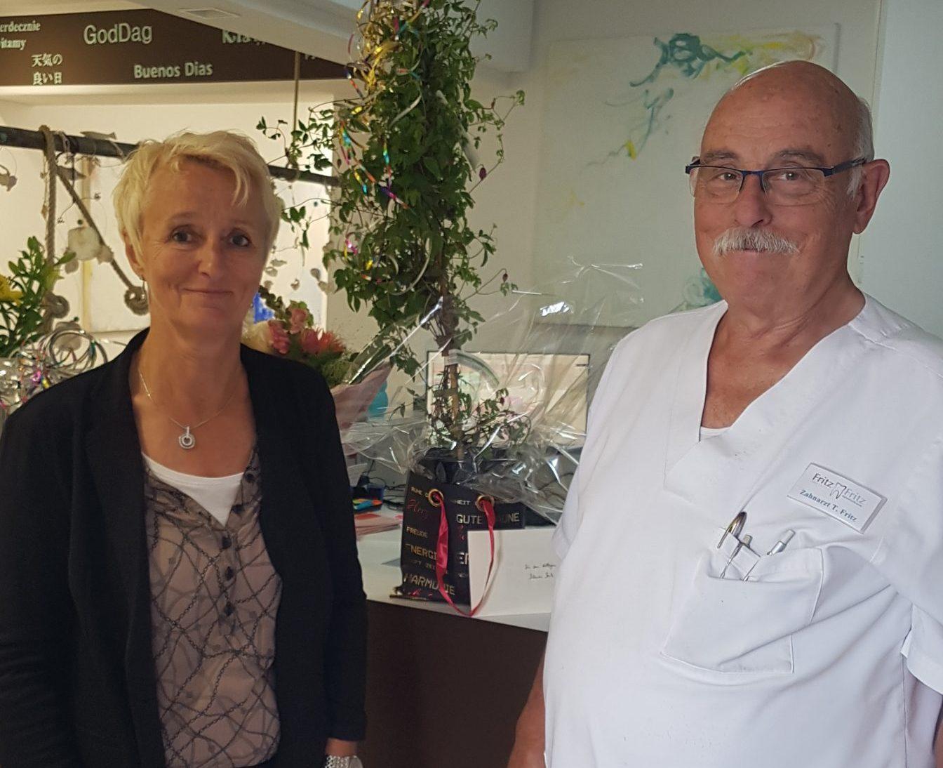 Zahnarzt Rheinbach Jubiläum 50 Jahre